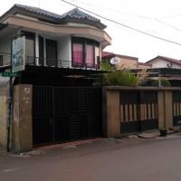 BANK BJB-RUMAH SHM 00149 L=275m2 & SHM 178, L=180m2, di Jl Pupan No. 1 RT.9 /08, Kel. Pondok Pinang, Kec. Kebay. Lama