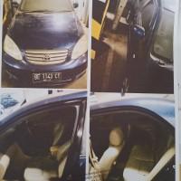 BRI Tj Karang - Mobil Toyota Sedan Thn.2002 No.Pol. BE 1143 CY, kondisi rusak berat