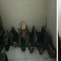 Polbangtan Yogyakarta-Magelang: 1 (satu) paket Peralatan dan Mesin