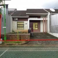 PT Bank Mandiri: Tanah dan Bangunan SHM No.03402 Lt. 112 m2 di Graha Pesona Jatisari,Blok A-5 No.9, Jatisari, Mijen,Kota Semarang