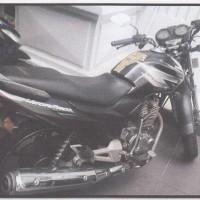 1 unit kendaraan roda 2  Merk/Type Honda/GL 160 D, tahun 2010, Nomor Polisi DS 5192 AP