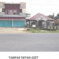 1a. Mandiri melelang Dua bidang Tanah dalam satu paket seluas 632 m2 berikut Bangunan di Parit Kulum I, Kec. Muara Sabak Barat, Tanjabtim