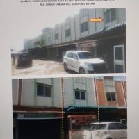 BRI Nagoya - Sebidang tanah dan bangunan di Kompleks Ruko Mini Batuaji Riau Bertuah Tahap I Blok I No.12A Batam