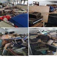 BKAD Kota Cirebon. Satu paket barang inventaris lainnya milik Pemerintah Kota Cirebon kondisi rusak berat