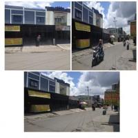 Tanah  & bangunan ruko luas  33 m2, SHM No.23229  di Desa /Kel. Borong, Kec. Manggala,Kota Makassar (KSP)