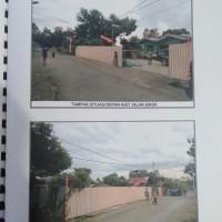 (BPD Papua Enarotali): tanah luas 1.270m2 & bangunan SHM No.1329 di Desa/Kel. Bumiwonorejo, Kec.Nabire, Kab. Nabire, Prov. Papua