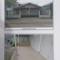 (BPD Papua Enarotali): tanah luas 228m2 & bangunan SHM No.1414 di Desa/Kel. Bumiwonorejo, Kec.Nabire, Kab. Nabire, Prov. Papua