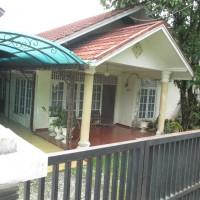 (BPR Raga Dana Sejahtera) Sebidang Tanah dan Bangunan SHM No. 1834 Luas 308 m2 Kel Rawang Kec. Padang Selatan Kota Padang