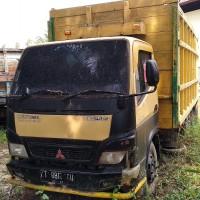 2. KEJARI KUTIM I - 1 unit Truck Mitsubishi Canter Nopol KT-8817-CU dan 273 keping = 9,932 M3 kayu olahan kelompok kayu indah jenis ulin