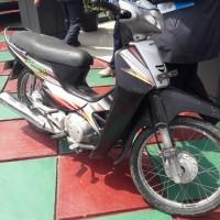 [BPSPdPj] 3. 1 (satu) unit kendaraan bermotor roda dua merk Honda ND125 Kirana, Th Pembuatan 2003,  BA 4482 QV, BPKB Tidak Ada, STNK Ada