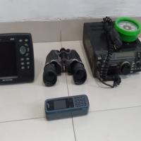 Kejari Karimun - 12. 1 (satu) unit Teropong, 1 (satu) unit GPS , 1 (satu) unit Kompas, 1 (satu) unit Radio, 1 (satu) unit telepon