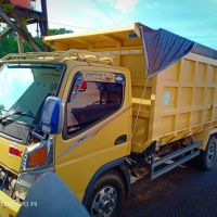 Kejari Katingan: 1 (satu) Unit Dump Truck merk Mitsubishi HDX Warna Kuning, No. Pol. KH 8151 AT, Tanpa STNK dan BPKB (8a)