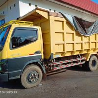 Kejari Katingan: 1 (satu) Unit Mobil Dump Truck merk Mitsubishi Type FE 74 HDV Warna Kuning, No. Pol. KH 8613 LN, tanpa STNK dan BPKB (10a)
