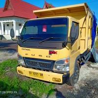 Kejari Katingan: 1 (satu) Unit Mobil Dump Truck merk Mitsubishi Type FE Super, No. Pol. KH 8265 BM, tanpa STNK dan BPKB (12a)