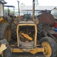 Bandar Udara Budiarto2: 1 unit Wheel Tractor + Attachment, Massey Ferguson/MF 240 – 4WD