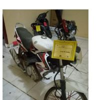 KEJARI MUBA: 1 (satu) unit sepeda motor Yamaha Vixion warna putih dengan nopol BG 6933 BW