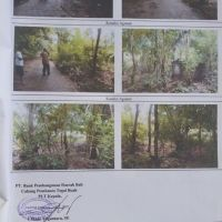 1 (satu) bidang tanah SHM No.13191, luas 586 M2, di Jimbaran, Kuta Selatan (PT BPD Bali Cab. Pembantu Tegal Buah)