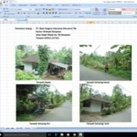 BNI Dps (20-01)3 : 1 (satu) bidang T/B sesuai SHM No. 2674 luas 2.975 m2, terletak di Desa Pohsanten, Kec. Mendoyo, Kab. Jembrana