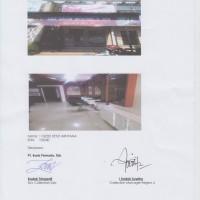1 (satu) bidang tanah dan bangunan, SHM No.03240, terletak di Tabanan (Permata)