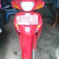 Sepeda Motor,Th2001,Suzuki/Shogun,Rangka IH8FD110X1J719618,Mesin E109ID724059,M 2237 VP (BPKB tidak ada)