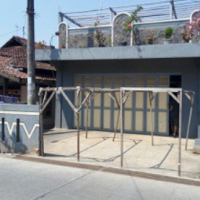Lelang permohonan PT PNM Tbk.:  tanah dan bangunan, luas tanah 198 m2 (SHM 754) di Kota Pekalongan