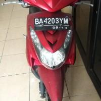 [KjriTnd] 1. 1 (satu) unit sepeda motor merk Yamaha Mio Soul No.Pol BA 4203 YM, STNK an. Yusnimar & kunci kotak, tidak ada kepemilikan