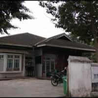 [Bank Permata] Sebidang tanah luas 1.586 m2 & bangunan SHM No. 615 di Kemuning-Palembang