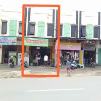 Sebidang tanah seluas 43 m2, berikut bangunan ruko diatasnya di Kp.Cigadung Mandiri, Desa Kadumerak, Kec.Karangtanjung, Kab. Pandeglang