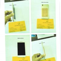 5. Kejari Sumba Timur - 1 (satu) buah handphone merk OPPO A 37 warna silver