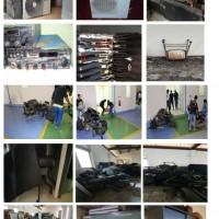 Balai Besar Kalibrasi Fasilitas Penerbangan : 1 (satu) paket barang inventaris Kantor Kondisi Rusak Berat