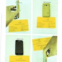 4. Kejari Sumba Timur - 1 (satu) buah Handphone merk Samsung Galaxy V warna putih