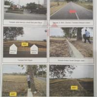 BPR Madina: Sebidang tanah, SHM.00777 luas 586 m2, terletak di Desa Sarwogadung, Mirit, Kebumen