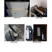 BNN Kota Prabumulih: 1 (satu) paket BMN berupa Peralatan Perkantoran non Kendaraan Bermotor