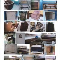 KUPP Larantuka - 1 (satu) paket barang milik negara berupa barang inventaris kondisi rusak berat
