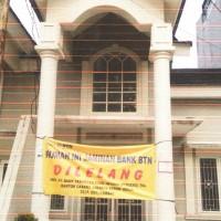BTN : SHM No 9062, LT 72 m2, Perum Calabasas Residence, Jatisari, Jatiasih, Kota Bekasi