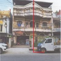 1 bidang tanah luas 124 m2 berikut ruko di Kel. Hamadi, Kecamatan Jayapura Selatan, Kota Jayapura