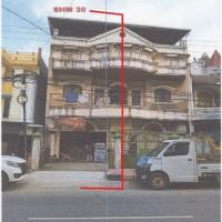 1 bidang tanah luas 131 m2 berikut ruko di Kel. Hamadi, Kecamatan Jayapura Selatan, Kota Jayapura