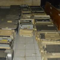 Kanwil DJP Jakarta Pusat .1 Paket Barang Inventaris Kantor terdiri dari: Sice, Mesin Foto Copy, Mesin Ketik Manual, dll.