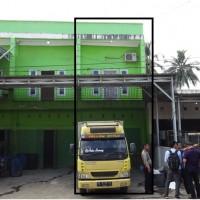 [BNI RRR]1. Sebidang tanah seluas 87 m2 berikut RUKO SHM No. 00373 di Jl. Pasar Kayuagung Kab OKI