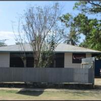 1 bidang tanah luas 1.034 m2 berikut kantor dan rumah tinggal di Desa Maro, Kecamatan Merauke, Kabupaten Merauke