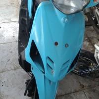 Kejari PALI Lot 10: Sepeda motor Yamaha Mio Sporty No. Pol tidak diketahui, warna biru, Tahun pembuatan : 2007, Tanpa BPKB dan Tanpa STNK
