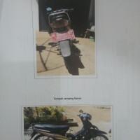 Pemkab. Sumenep : Satu unit kendaraan roda dua, Honda Supra, tahun 2003, M 2816 VP