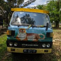Kejari PALI Lot 7: Kendaraan roda 4 (empat) jenis Truck no. Pol BG 4211 AF Merk Mitsubishi, Tahun pembuatan 1990, Tanpa BPKB dan Tanpa STNK