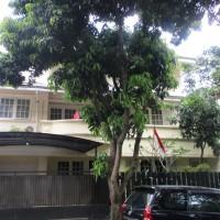 Bank bjb : sebidang tanah, SHM, Luas tanah 280 m2, di Kelurahan Kampung Pisangan, Kecamatan Ciputat Timur, Kota Tangerang Selatan
