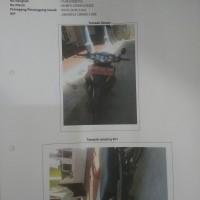 Pemkab. Sumenep : Satu unit kendaraan roda dua, Suzuki Shogun /FD125, M 6130 VP