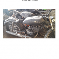 Polres.Sintang.12: 1 (satu) unit kendaraan dinas roda 2 (dua) Merk/type Yamaha YT No.Pol 599-31 tahun 2003
