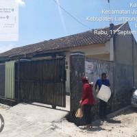 BRI Tanjungkarang-1 (satu) bidang tanah luas 116 m2 + bangunan, SHM, Jl. Perum Permata Asri, Lampung Selatan