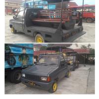 Polres.Sintang.19: 1 (satu) unit kendaraan dinas roda 4 (empat) Pick Up Merk/type Isuzu Panther No.Pol 2201-31 tahun 2007