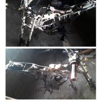 Polres.Sintang.9: 1 (satu) unit kendaraan dinas roda 2 (dua) Merk/type Yamaha RX King No.Pol 595-31 tahun 2002