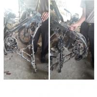 Polres.Sintang.5: 1 (satu) unit kendaraan dinas roda 2 (dua) Merk/type Yamaha RX King No.Pol 585-31 tahun 2008